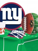 NFL New York Giants Event Pack for 8