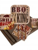 Grill Master BBQ Event Pack for 8