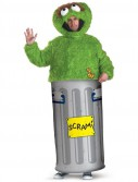 Sesame Street Oscar the Grouch Teen Costume