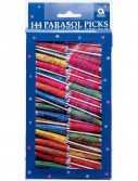 Parasol Picks Assorted (144 count)