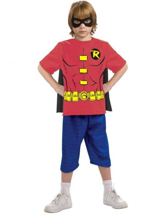 Robin Child Costume Kit