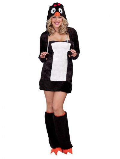 Penguinalicious Adult Plus Costume