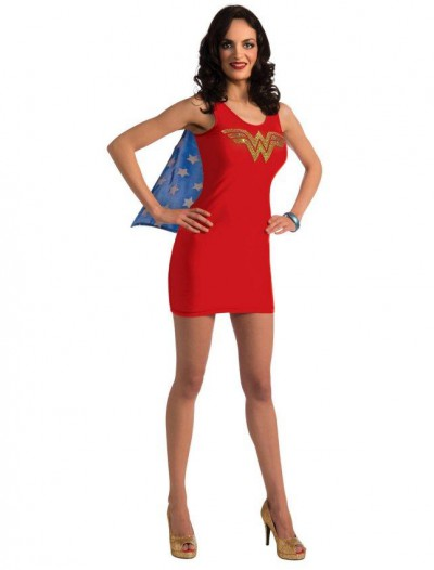 DC Comics - Rhinestone Wonder Woman Tank Dress