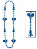 Cheerleading Beads - Blue