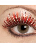 Red Fake Eyelashes
