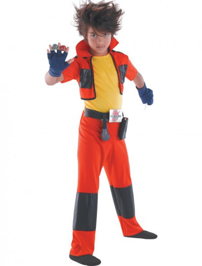 Bakugan Dan Classic Child Costume