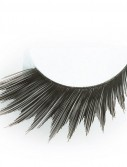 Black Peaked Eyelashes