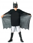 The Dark Knight Rises Batman Kids Cape and Mask Costume Kit