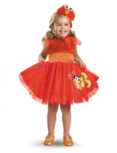 Sesame Street - Frilly Elmo Toddler / Child Costume