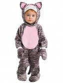 Little Stripe Kitten Infant Costume