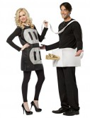 Plug and Socket Adult Costume