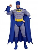 Batman Brave Bold Deluxe Muscle Chest Adult Costume