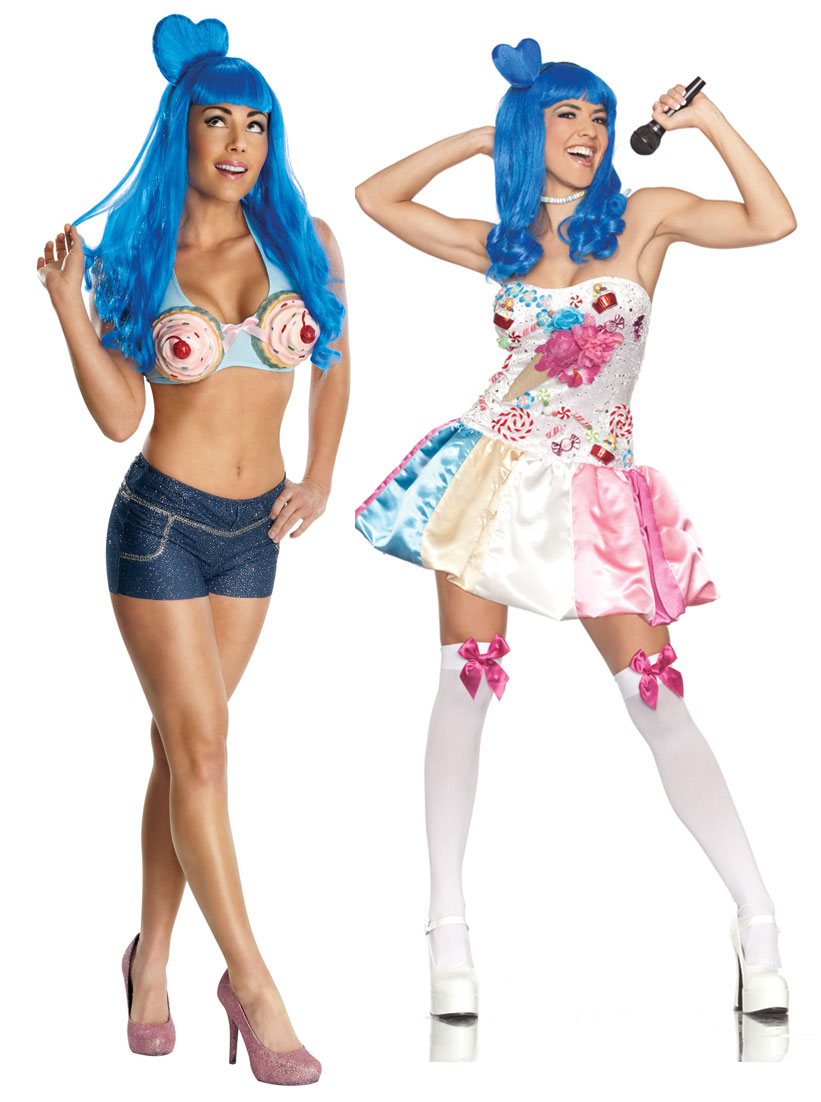 Katy Perry costumes for halloween